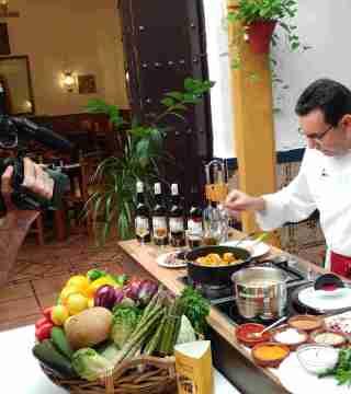 08-Alacahofas al Montilla siin gluten del Restaurante Sociedad Plateros Maria Auxiliadora