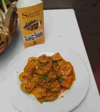 15-Alacahofas al Montilla siin gluten del Restaurante Sociedad Plateros Maria Auxiliadora