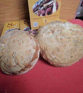 Pan de kilo sin gluten del Restaurante Sociedad Plateros Maria Auxiliadora 03