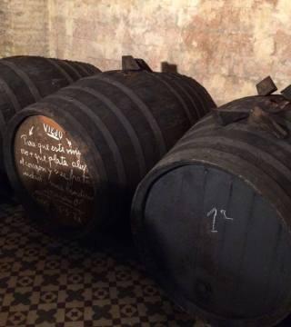 Despacho de vinos a granel Sociedad Plateros María Auxiliadora 16