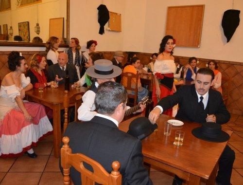 Rodaje en Restaurante Sociedad Plateros Maria Auxiliadora 06