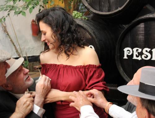 Rodaje en Restaurante Sociedad Plateros Maria Auxiliadora 16