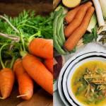 como hacer sopa de verduras
