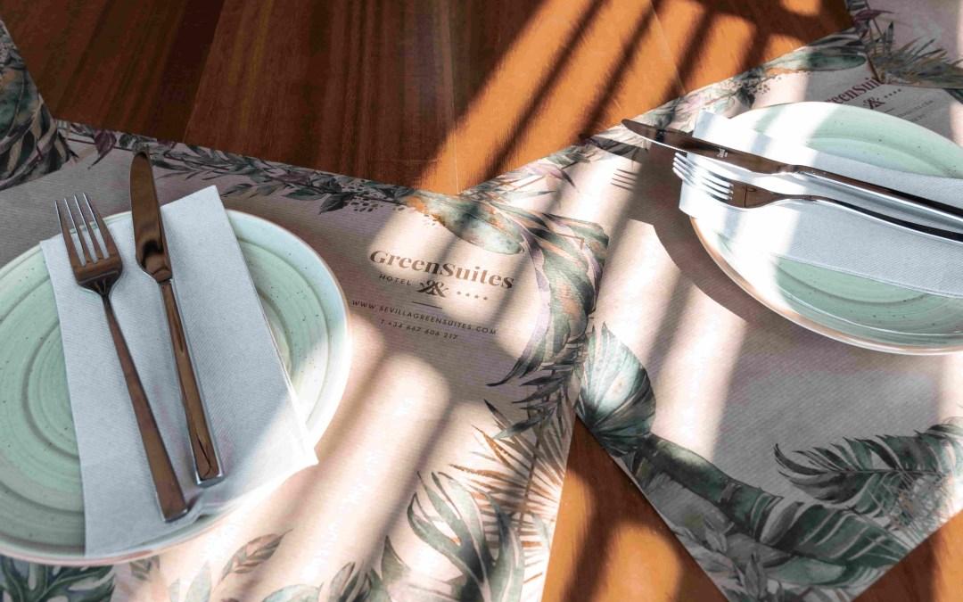 La vajilla y su importancia en la mesa: Formas y colores