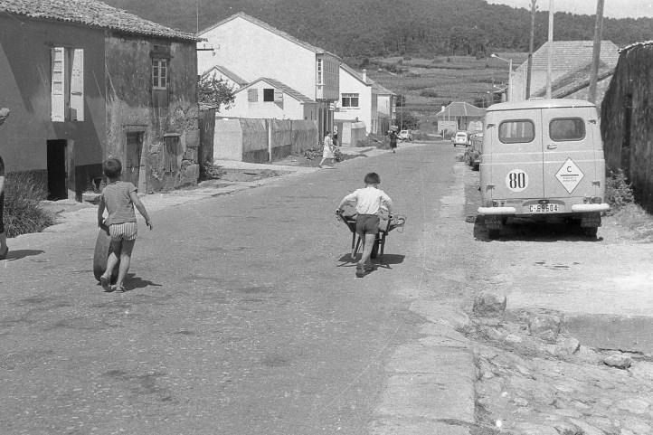 Sardiñeiro.Anos 70