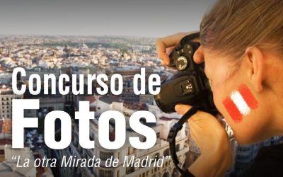 """Concurso de fotografía """"La otra mirada de Madrid"""" #PiscomarLaPaloma2018"""