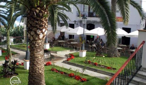 Terraza del Restaurante San Andrés · La Palma · Canarias
