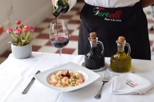 servicios Restaurante Tortelli