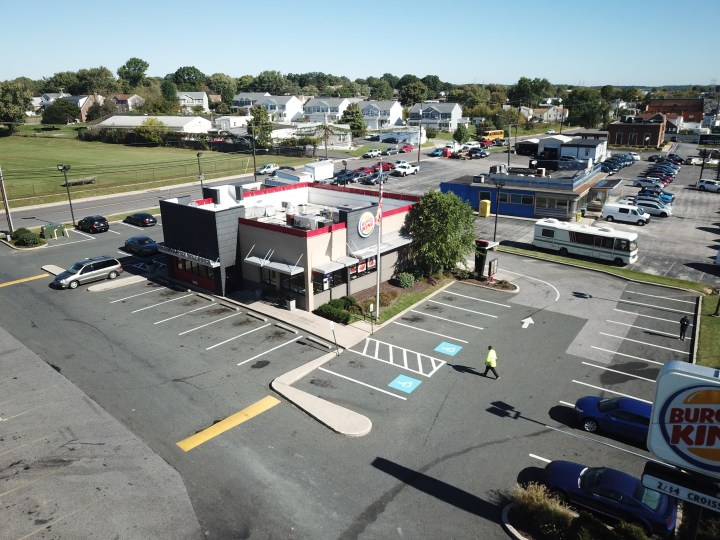 Listed | Burger King Portfolio | Baltimore, MD