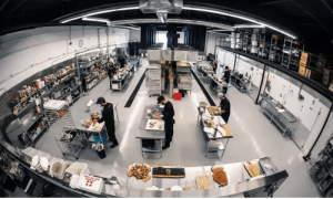 commissary service commercial kitchen