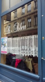 ©B.Bleu - Lyon, restaurant B. Bleu