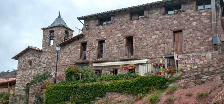 Abadia de castellars. Tradició, calidesa i entorn rural