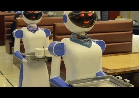 És possible viure una experiència gastronòmica totalment automatitzada?