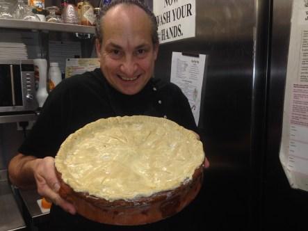 Volare Restaurant Homemade Apple Pie