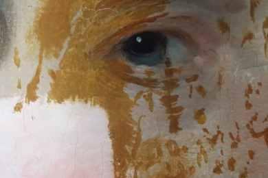 hodges' schilderij-restauratie & kunsthistorisch onderzoek