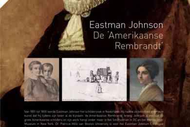 Eastman Johnson de amerikaanse rembrandt