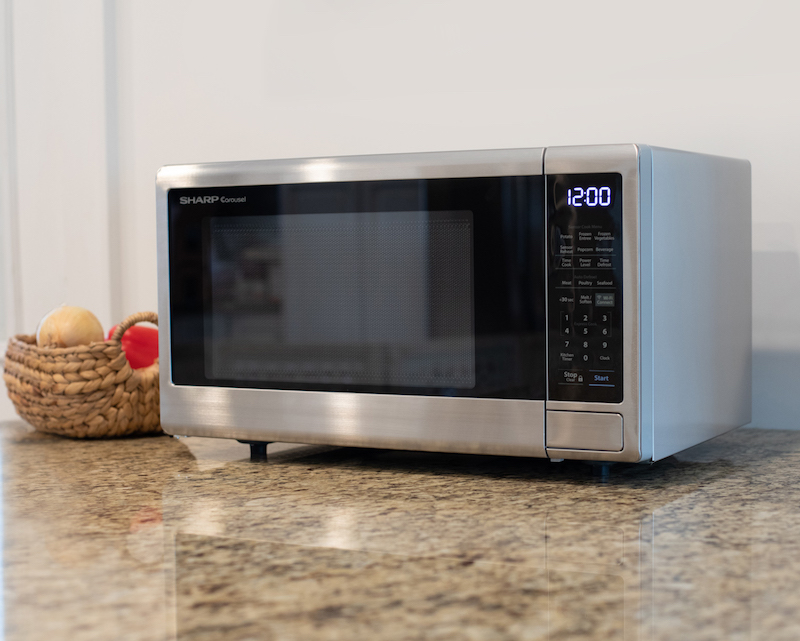 new sharp microwave the latest in the
