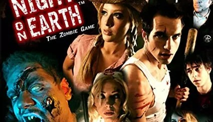 Last Night On Earth Poster