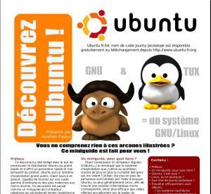 Découvrez Ubuntu
