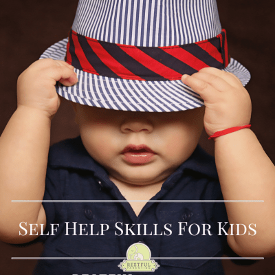 Self Help Skills for Kids