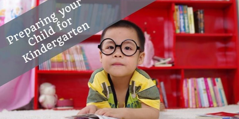 Join our online class to prepare your child for kindergarten!