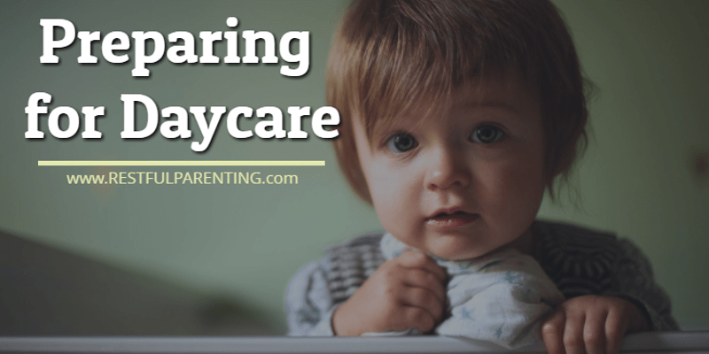 Join our online class to discuss the challenges you may face when your child transitions to daycare.