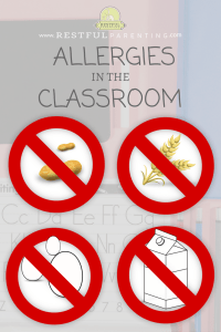 Understanding Allergies in the Classroom