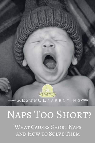 Naps Too Short-What Causes Short Naps and What You Can Do To Solve Them