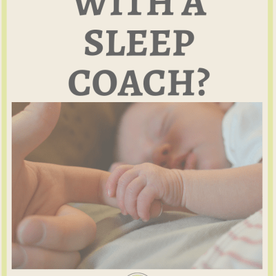 Why work with a sleep coach?