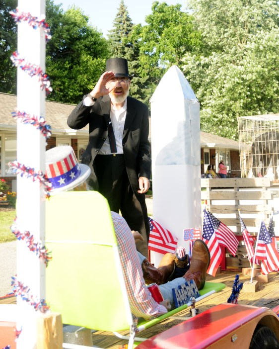 2018 RHH Independence Parade floats and participants 25