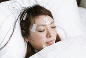 終夜睡眠ポリグラフ検査