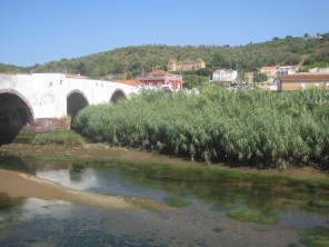 The riverside at Silves