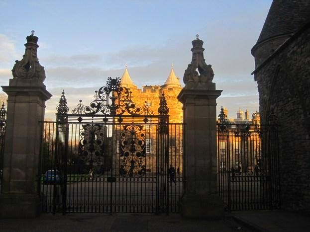 The Palace of Holyrood