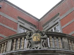 The HSBC building