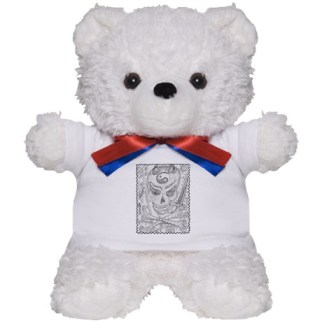 Satanic teddy