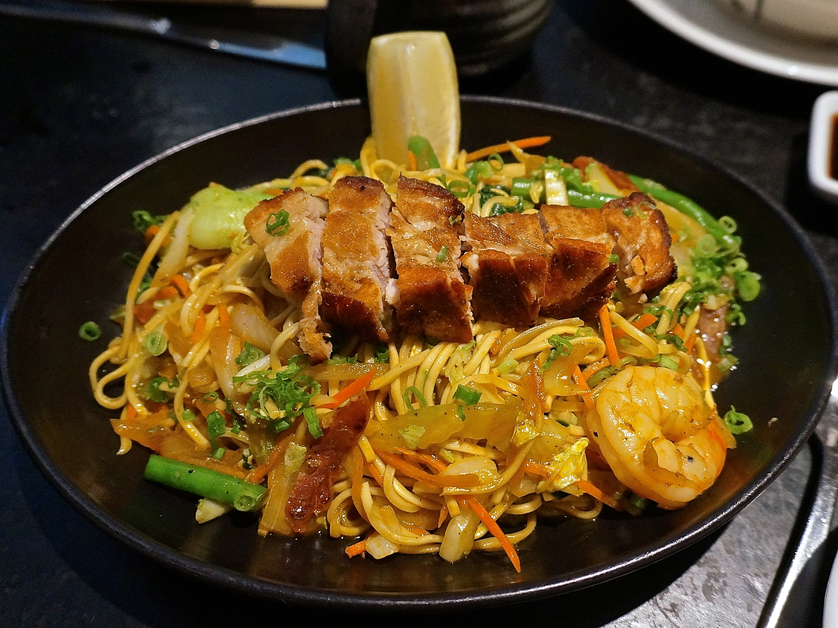 Manila moment why filipino food still flies under chicago for Amber asian cuisine
