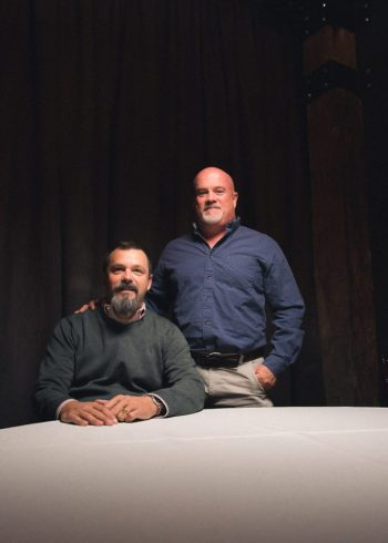 Ken Miller and Greg O'Neill/Photo: Joe Mazza/BraveLux