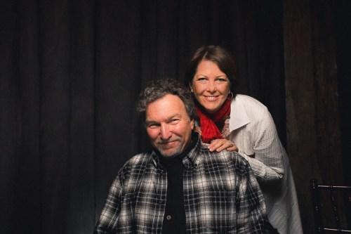 Mickey Hornick and Jo Kaucher/Photo: Joe Mazza/BraveLux