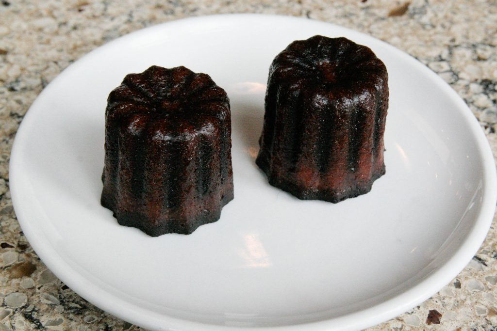 Caneles from Floriole Bakery and Cafe