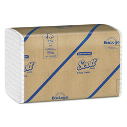 Free shipping on Scott C-Fold Towels