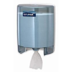 San Jamar centerpull paper towel dispenser
