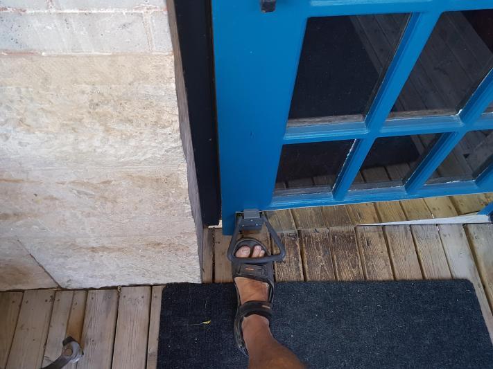 Covid 19 Door Foot Opener