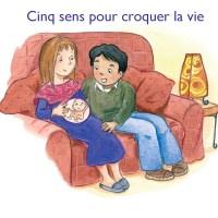 Brochure: Cinq sens pour croquer la vie