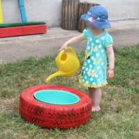 Vie Pratique Montessori:  Laver et étendre le linge