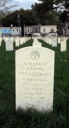 Click for Find-A-Grave Memorial: William Joseph Herrschaft