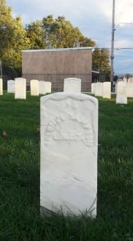 Click for Find-A-Grave Memorial: Colonel Sampson