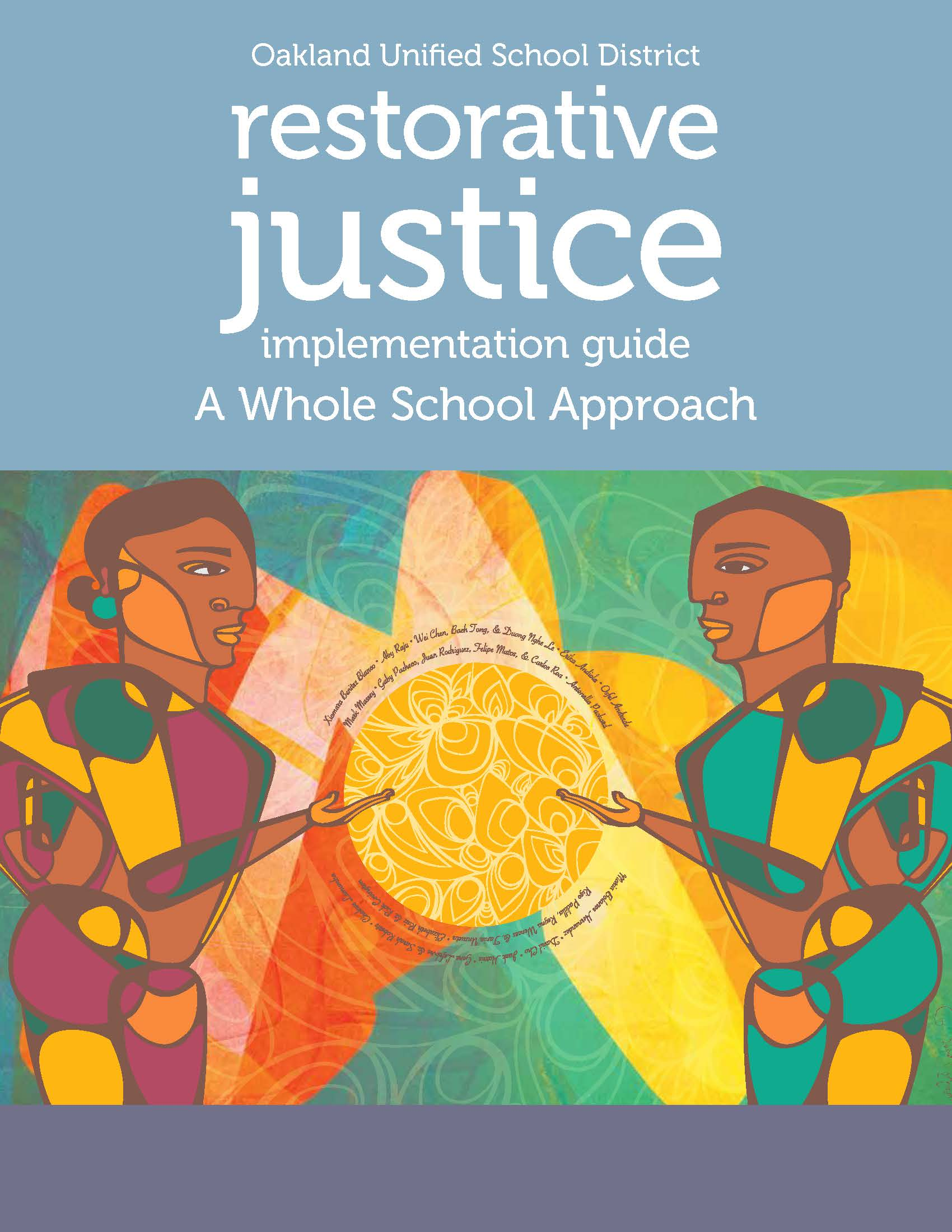 Implementation Guides For Restorative Practices