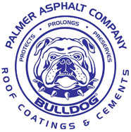 palmer roof cements logo