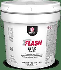 One Flash™ Permanent Roof Repair Sealant