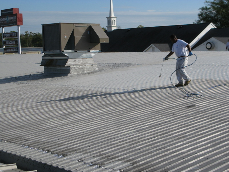 What Is Commercial Roof Restoration Process Like?